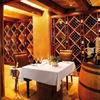 Kapama River Lodge Wine Cellar