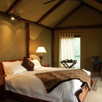 Chapungu Luxury Tented Camp Tent