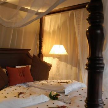 Chapungu Luxury Tented Camp Turn down