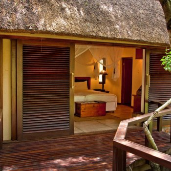 Monwana Game Lodge Exterior Suite