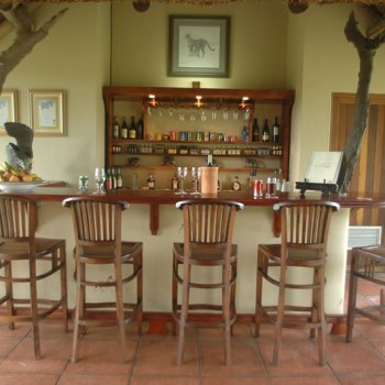 NKaya Game Lodge Bar