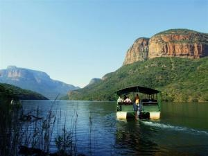 Shumbalala Game Lodge Blyde Canyon Boat Cruise