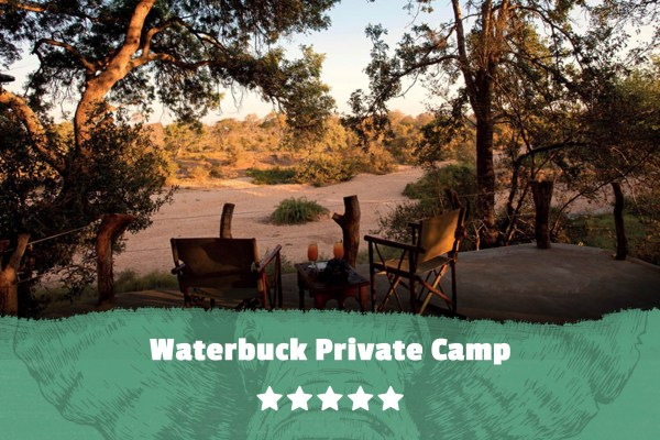 Kruger featured image Waterbuck Private Camp
