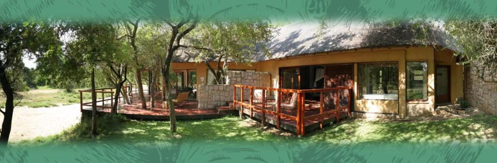 Shumbalala Game Lodge Accommodation Exteriors