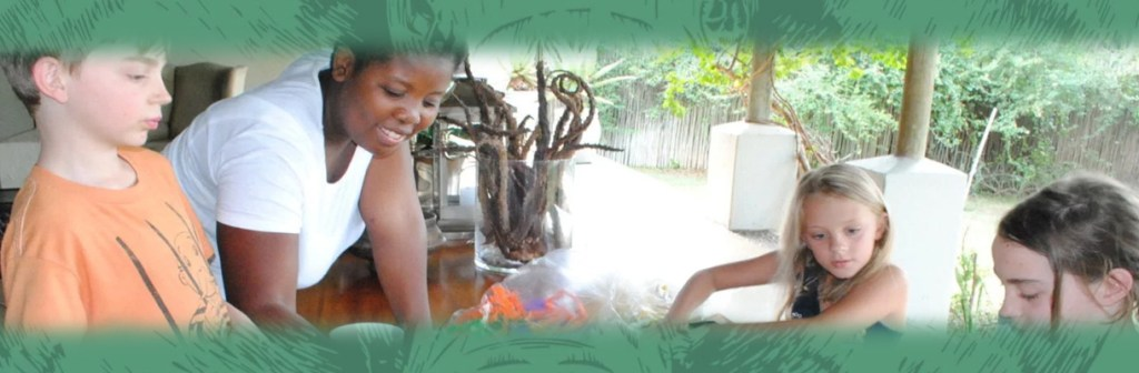 Thornybush Game Lodge Childrens Activities