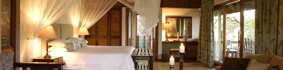 Thornybush Game Lodge Family Suites