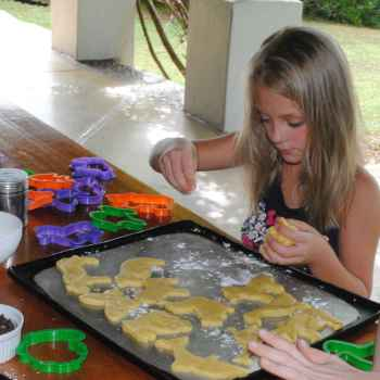 Thornybush Game Lodge Fun Baking