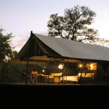 Honeyguide Mantobeni Camp Evening View