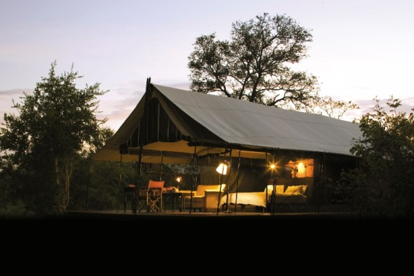 Honeyguide Mantobeni Camp Evening View