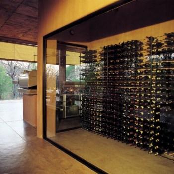 Honeyguide Mantobeni Camp Wine Cellar