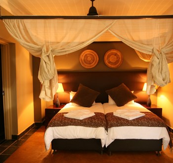 Mjejane River Lodge Double Room Interior