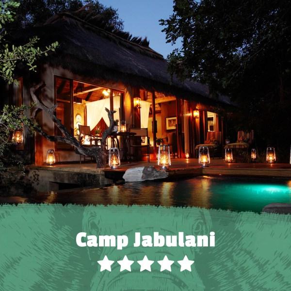 Kruger featured image Camp Jabulani