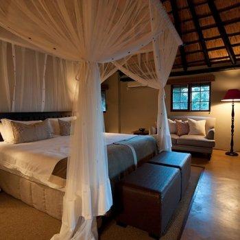 Nzumba Bedroom and Lounge