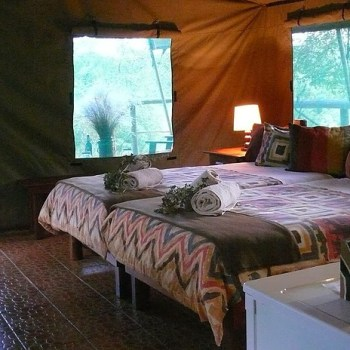 Baluleni Safari Lodge Camp Accommodation