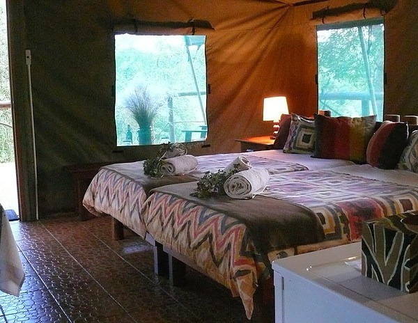 Baluleni Safari Lodge Camp Accommodation
