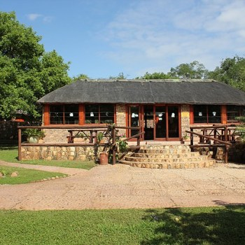 Baluleni Safari Lodge Exterior View