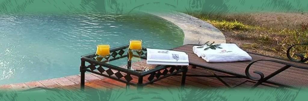 Hoyo Hoyo Safari Lodge By The Pool Side