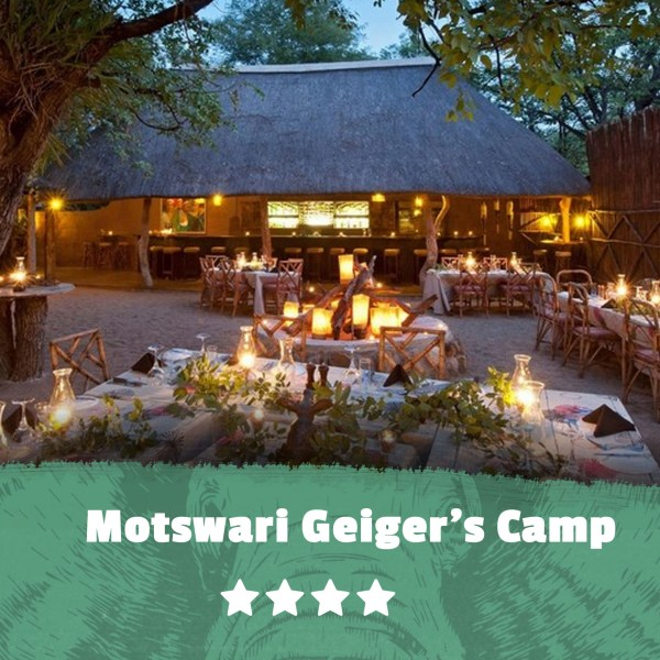 Kruger featured image Motswari Geiger's Camp