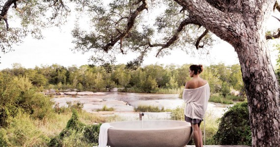 Londolozi Game Reserve Private Suite