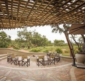Amani Safari Camp Boma Exterior
