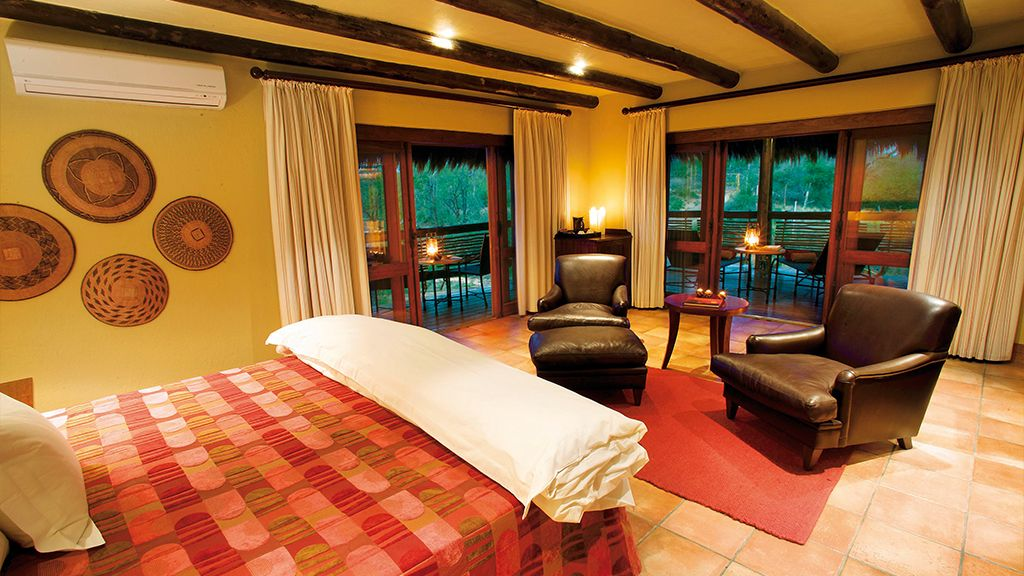 Kapama River Lodge Royal Suite Bedroom