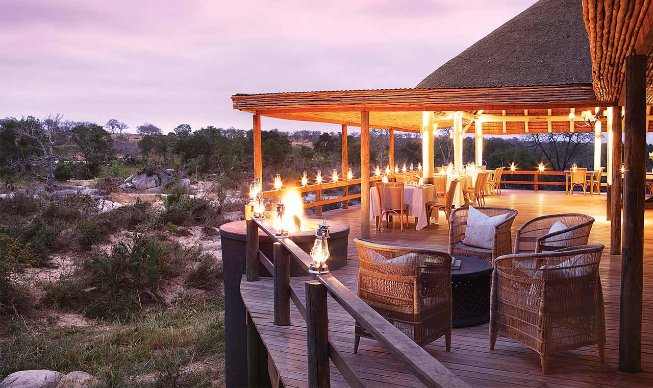Londolozi Founders Camp Deck