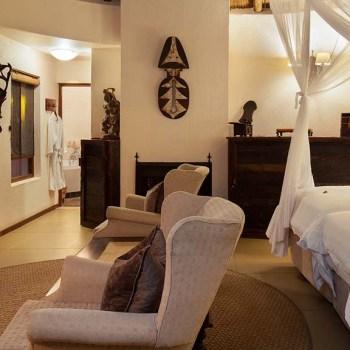 Monwana Game Lodge Luxury King Suite Interior
