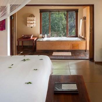 Monwana Game Lodge Suite Interior