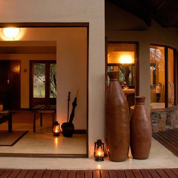Serondella Game Lodge Accommodation Suite Exterior