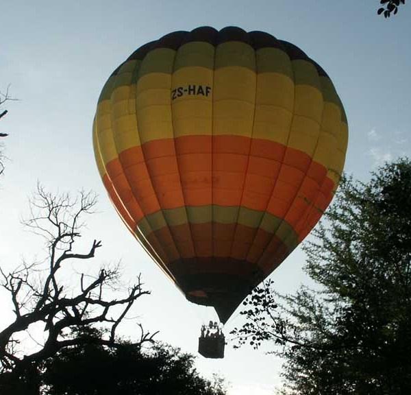 Serondella Game Lodge Activities Balloon Safari