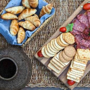 Serondella Game Lodge Breakfast Cuisine