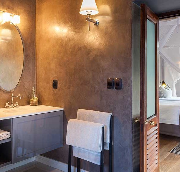 Thornybush Game Lodge Accommodation Bathroom Interior
