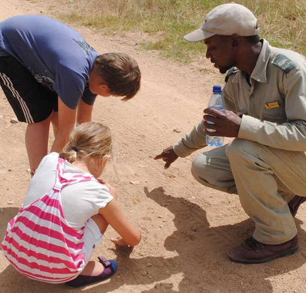 Thornybush Game Lodge Children Activities Young Rangers