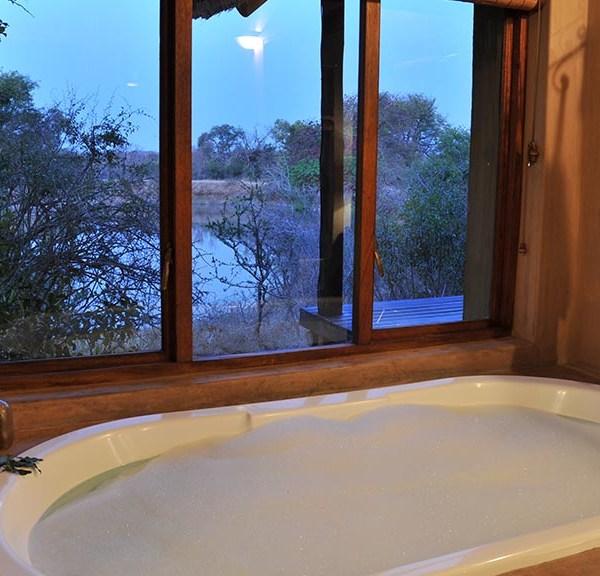 Waterbuck Game Lodge Bathroom Interior