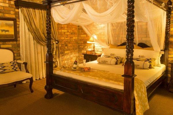 Elandela Private Game Reserve Suite Bedroom