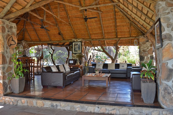 Ezulwini Resorts Lounge Area