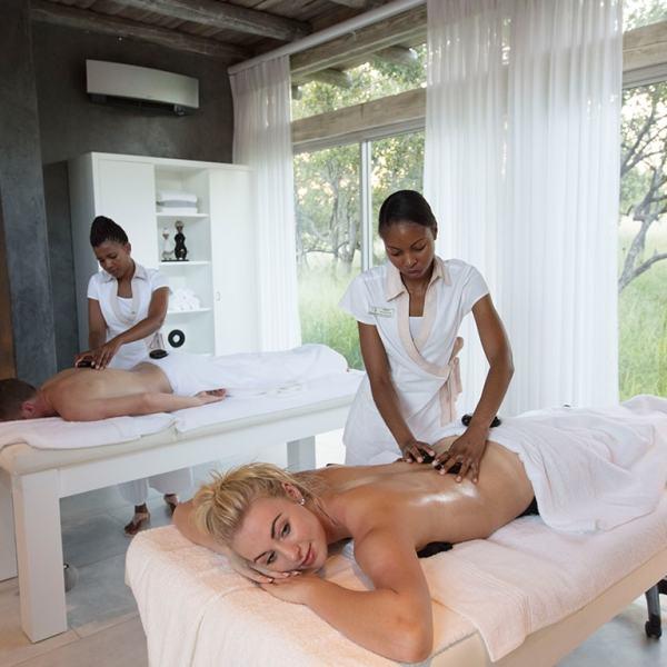 Kapama Karula Massage Treatment