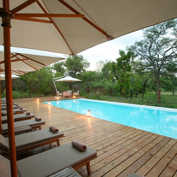 Kapama Southern Camp Pool