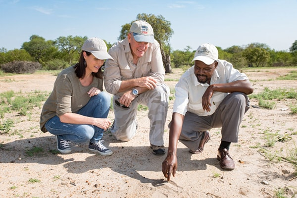 KwaMbili Game Lodge Guided Walk