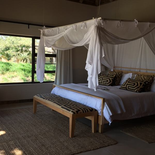 Makanyi Private Game Lodge The Villa Bedroom