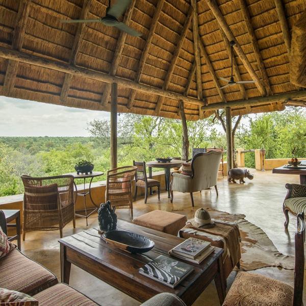Motswari Geiger's Camp Lounge