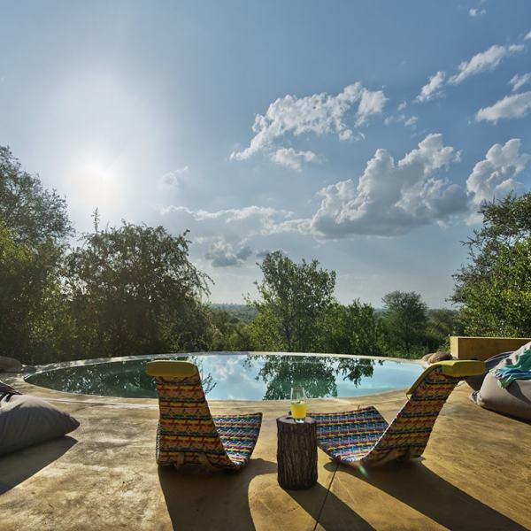 Motswari Geiger's Camp Pool