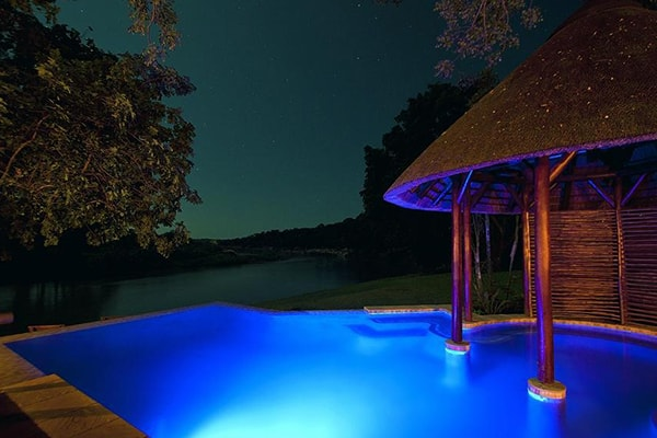 Naledi Bushcamp and Enkoveni Camp Pool