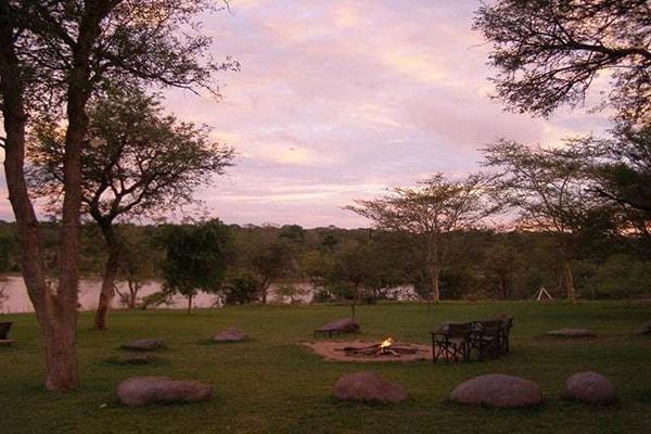 Nkelenga Tented Camp Boma