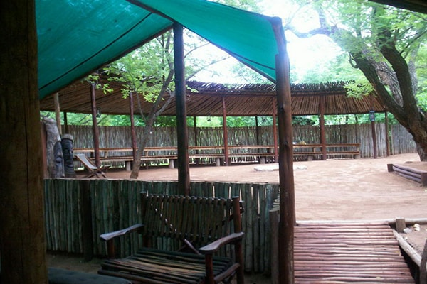 Pafuri River Camp Lapa