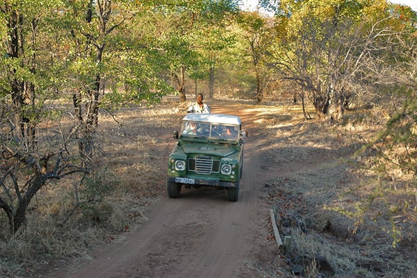 Pafuri River Camp Transport