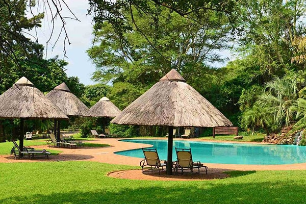 Pestana Kruger Lodge Swimming Pool Area