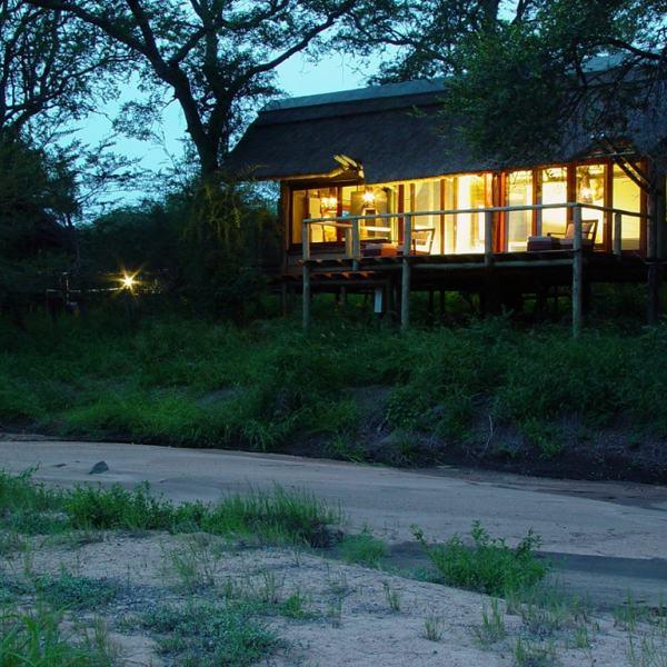 Rhino Post Safari Lodge Double Room