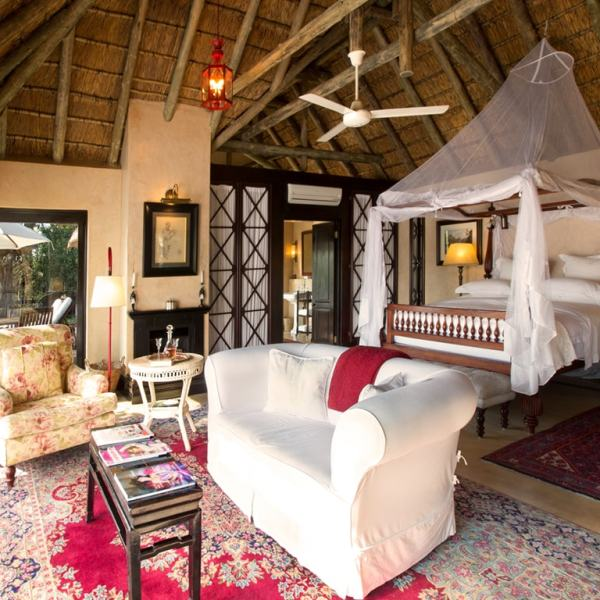 Royal Malewane Luxury Room