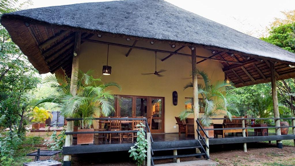 Sefapane Lodge Safari House